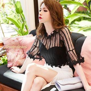 dazzy store - 最終値下げ 藤井リナ 膝丈ドレス