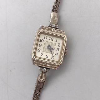 アガット(agete)の美品 agete CLASSIC アガット クラシック レディース 腕時計(腕時計)