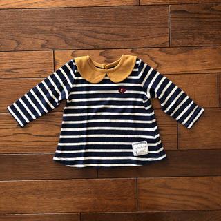 フタフタ(futafuta)のfuta futa トップス  80(Tシャツ)