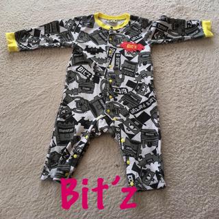 ビッツ(Bit'z)の【美品】BIT'z ロンパース(ロンパース)