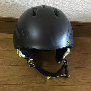 SALOMON - ヘルメット③