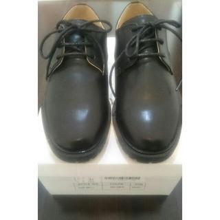 メルロー(merlot)のmerlot フェイクレザー レースアップシューズ(ローファー/革靴)