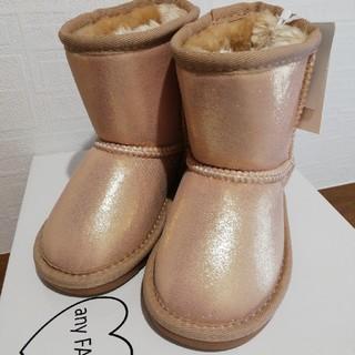 エニィファム(anyFAM)のキッズ ブーツ 15㎝(ブーツ)
