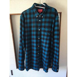 シュプリーム(Supreme)のSupreme Small Buffalo Flannel Shirt(シャツ)
