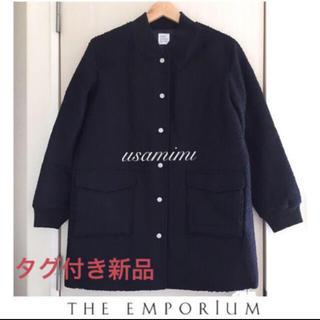 THE EMPORIUM - 【新品】ジ エンポリアム/ブルゾンコート