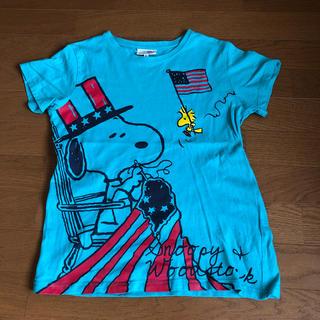 PEANUTS - スヌーピー #半袖Tシャツ#USA
