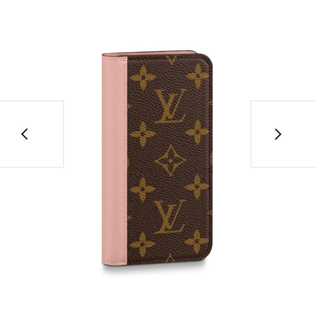 LOUIS VUITTON - ルイヴィトン LOUIS VUITTON IPHONE X & XS・フォリオの通販