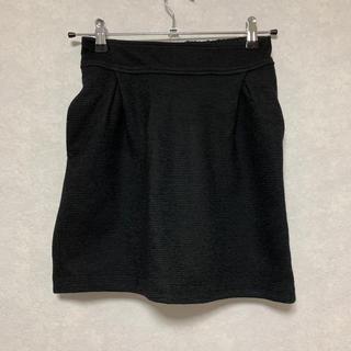ミスティック(mystic)のmystic ミニスカート ブラック(ミニスカート)