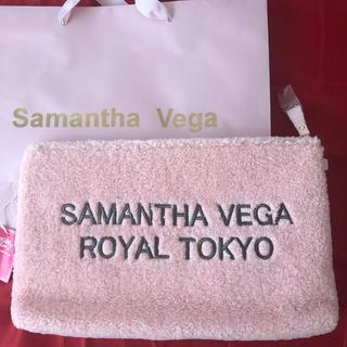 Samantha Vega - サマンサベガ  ☆彡クラッチバッグ お値下げ致しました★彡