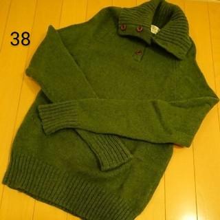 サイズ38  e.a.p  ニット セーター