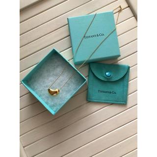 ティファニー(Tiffany & Co.)のティファニー ビーンズ ネックレス 大(ネックレス)