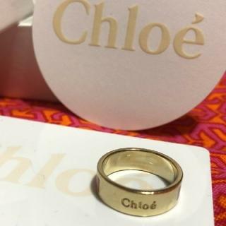 クロエ(Chloe)のChloeゴールドリング♡(リング(指輪))