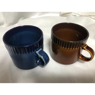 ウニコ(unico)のマサムラクラフト ペアマグカップ(グラス/カップ)