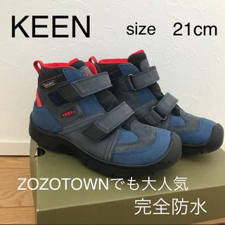 キーン(KEEN)のKEEN Hikeport Mid Strap WP 1017995 21cm(ブーツ)