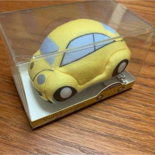 フォルクスワーゲン(Volkswagen)のVW ノベルティぶるぶるマスコットキーホルダー(ノベルティグッズ)