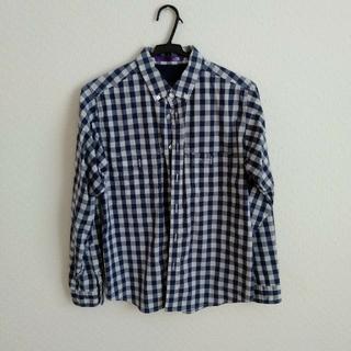 ザノースフェイス(THE NORTH FACE)のチェックシャツ(シャツ)
