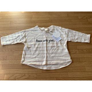 フタフタ(futafuta)のtete a tete 80cm(Tシャツ)