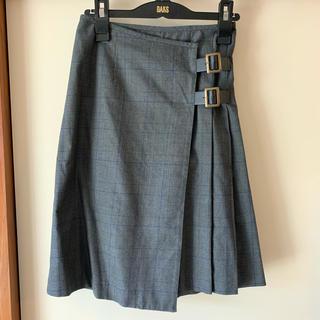 イーストボーイ(EASTBOY)のイーストボーイ ラップスカート(ひざ丈スカート)