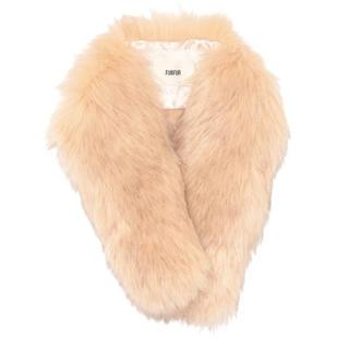 ファーファー(fur fur)のFURFUR ファーファー エコファー 新品タグ付き(マフラー/ショール)