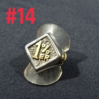1パーセンター リング#14(リング(指輪))