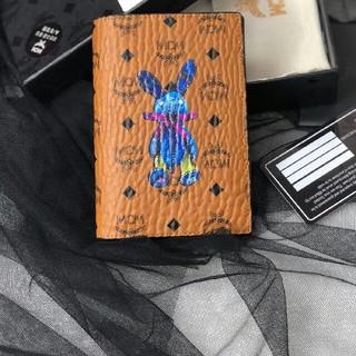 エムシーエム(MCM)のMCM 折りたたみ財布 財布(折り財布)