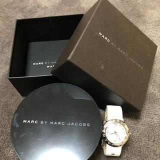 マークバイマークジェイコブス(MARC BY MARC JACOBS)のMARC BY MARC JACOBS 腕時計 箱付き(腕時計)