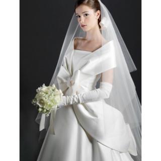 エリマツイ(ERI MATSUI)のエマリーエ ウェディングドレス ヘップバーン(ウェディングドレス)
