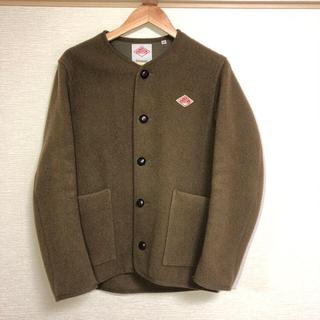 DANTON - 【期間限定値下げ】ウールモッサ カラーレスジャケット