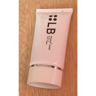 エルビーゼロスリー(LB-03)のLB ミネラルモイストccクリームUVベース(化粧下地)