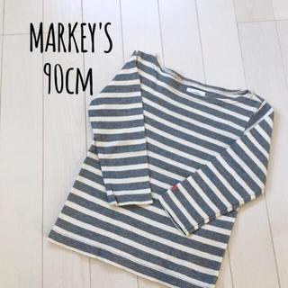 マーキーズ(MARKEY'S)の【値下げ】マーキーズ 90cm ロンT(Tシャツ/カットソー)