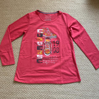 コンバース(CONVERSE)のconverse  長袖Tシャツ(Tシャツ(長袖/七分))
