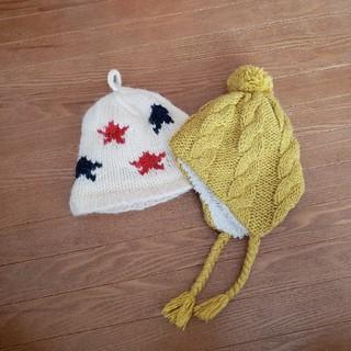 シップス(SHIPS)の『SHIPS』ニット帽セット 42~44センチ(帽子)
