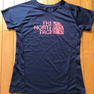 THE NORTH FACE - THE NORTH FACE レディース半袖Tシャツ L