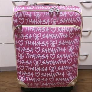 サマンサタバサ(Samantha Thavasa)のSamantha Thavasa キャリーバッグ(スーツケース/キャリーバッグ)