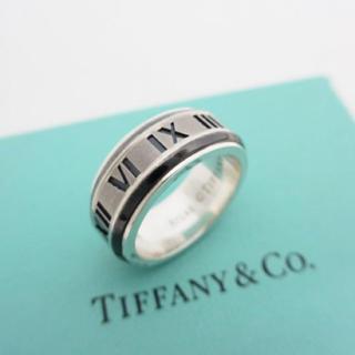 ティファニー(Tiffany & Co.)のTiffany アトラスリング レア(リング(指輪))