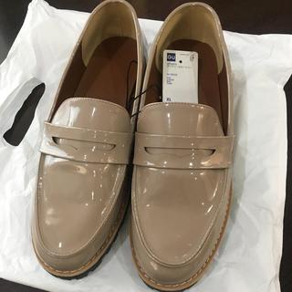 ジーユー(GU)のGU タンクソール ローファー(ローファー/革靴)