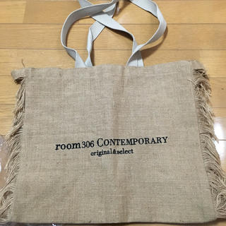 ルームサンマルロクコンテンポラリー(room306 CONTEMPORARY)のjute bag(トートバッグ)