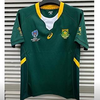 アシックス(asics)の2019 WorldCup South Africa Rugby Jerseys(ラグビー)