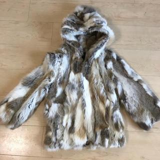 ユナイテッドアローズ(UNITED ARROWS)のラビットファーコート(毛皮/ファーコート)