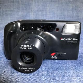 キョウセラ(京セラ)のKYOCERA 京セラ ZOOMTEC ズームテック 90sフイルムカメラ(フィルムカメラ)