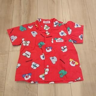 ミキハウス(mikihouse)の80 半袖シャツ(シャツ/カットソー)