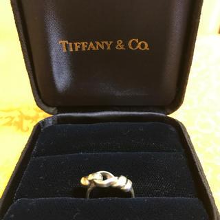 ティファニー(Tiffany & Co.)のティファニー 指輪 フック&アイ(リング(指輪))