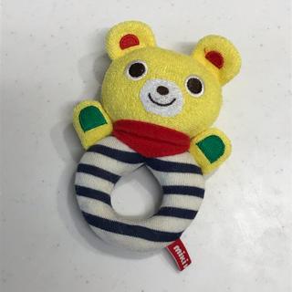 ミキハウス(mikihouse)のミキハウス ラトル ガラガラ おもちゃ 知育玩具(がらがら/ラトル)