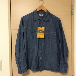 バズリクソンズ(Buzz Rickson's)の再再値下げ バズリクソンズ  シャンブレーシャツ(シャツ)