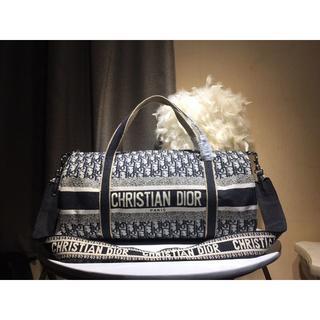 クリスチャンディオール(Christian Dior)のDIOR ボストンバッグ(ボストンバッグ)