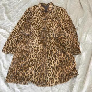 ロキエ(Lochie)の専用 vintage ファーコート レオパード jantiques(毛皮/ファーコート)