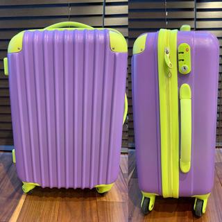 スーツケース Sサイズ TSAロック付き(スーツケース/キャリーバッグ)