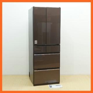 日立 - 美品 【HITACHI/日立】6ドア 冷凍冷蔵庫   520L R-HW52J