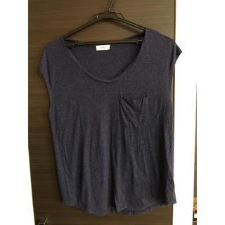 アダムエロぺ(Adam et Rope')のPINCEAU パンソー Tシャツ 美品(Tシャツ(半袖/袖なし))