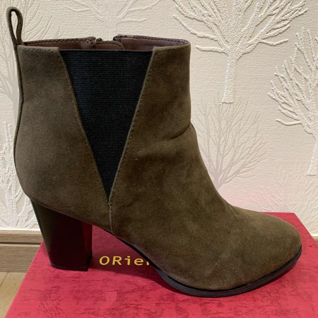 ORiental TRaffic(オリエンタルトラフィック)のオリエンタルトラック ショートブーツ レディースの靴/シューズ(ブーツ)の商品写真